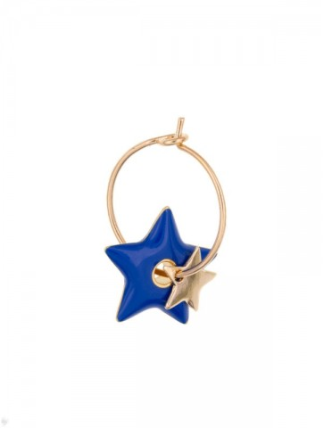 Créole double charm étoile JOY