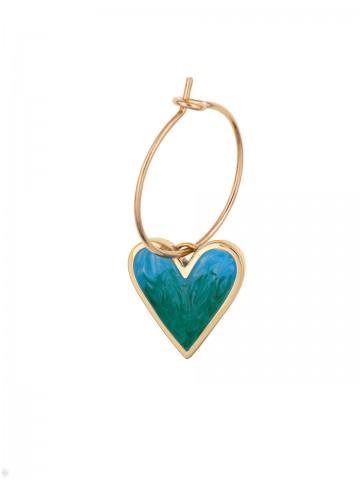 Creole charm heart AVA