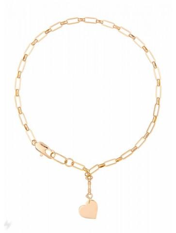 Chocker necklace HEART