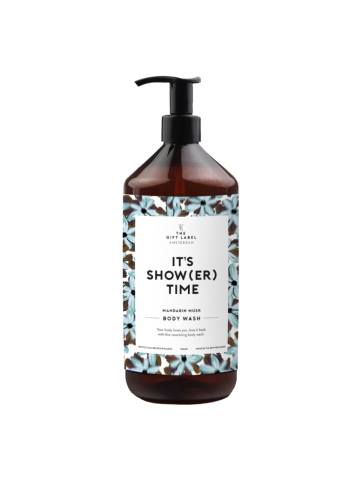 Body wash - IT'S SHOWER TIME