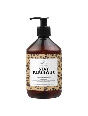 Hand Soap - STAY FABULOUS