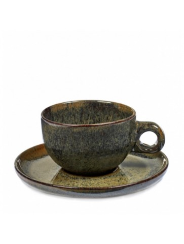 Lungo cup indi grey