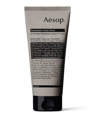 Aesop Redemption body scrub...