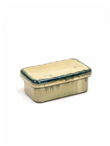 Butter dish rectangular...