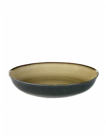 Soup plate M Misty Grey /...