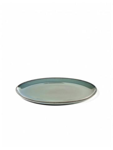 Plate D22 Smokey Blue